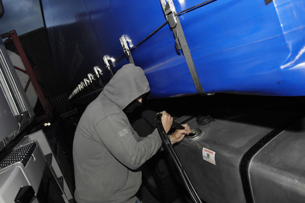 GPS Tracking Systems Prevent Fuel Theft