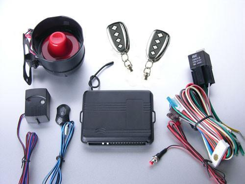 Components of Security Car Alarm Systems