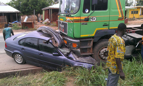 Effects of Road Accidents in Africa 2