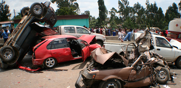 10 Key Facts About Road Traffic Accidents - Eureka Africa Blog