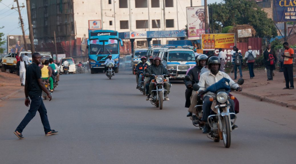 world bank policies for road safety management in Africa