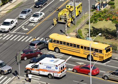 What are Intersection Accidents