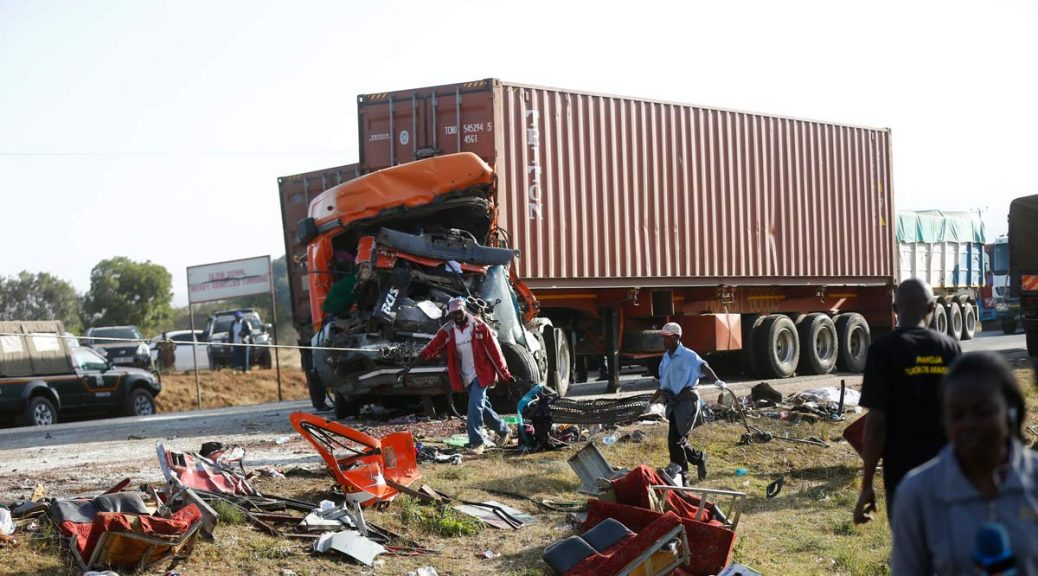 road accidents in Kenya