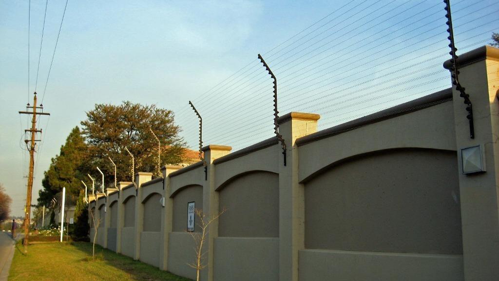 Electric Fences in Kenya