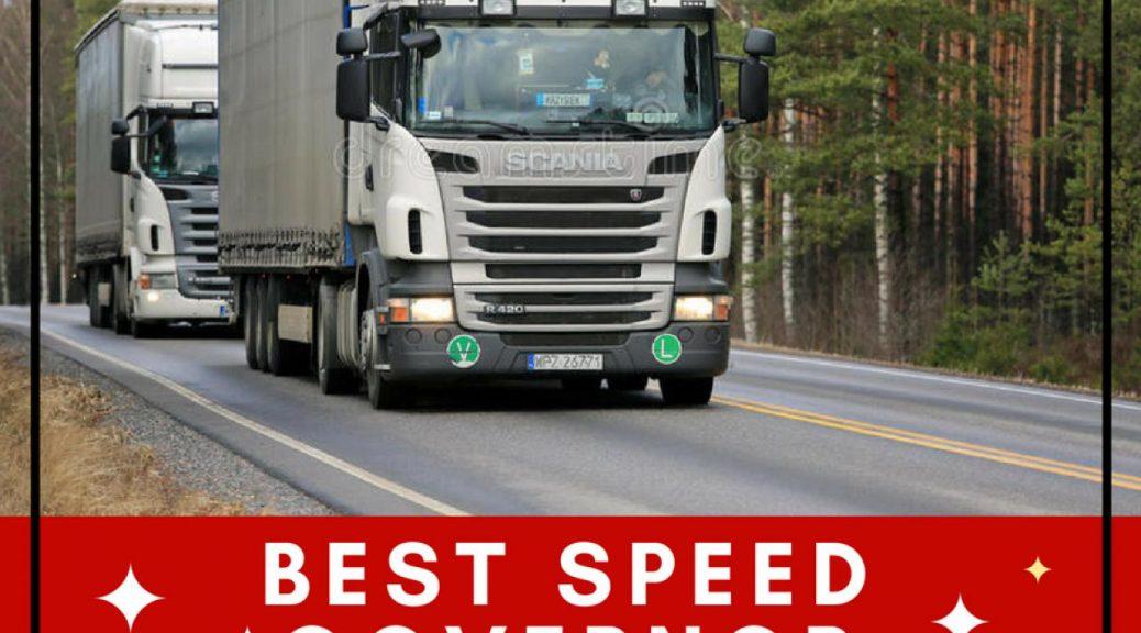 speed governor installation in Kenya
