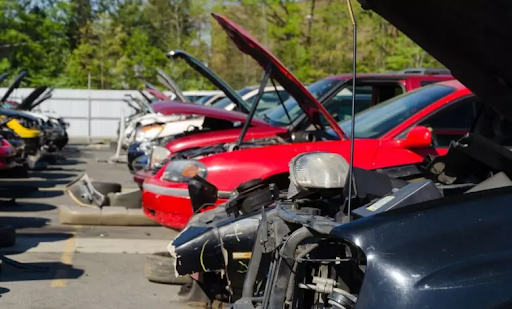 How to Make Money off of Your Old Auto Parts